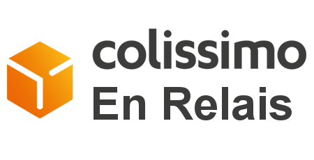 Colissimo - En relais PickUp ou en consigne PickUp Station
